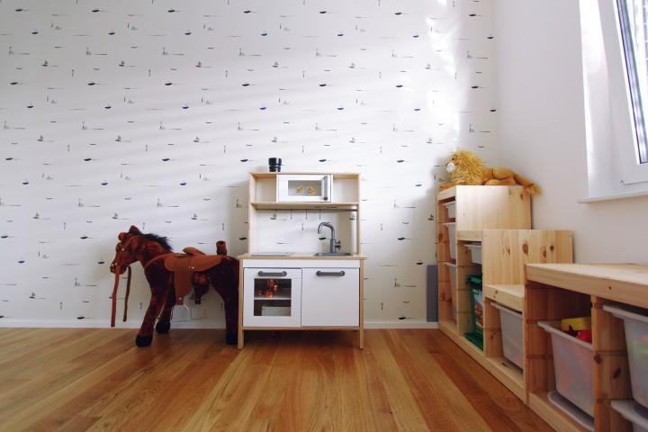 在家打造蒙特梭利式的儿童房