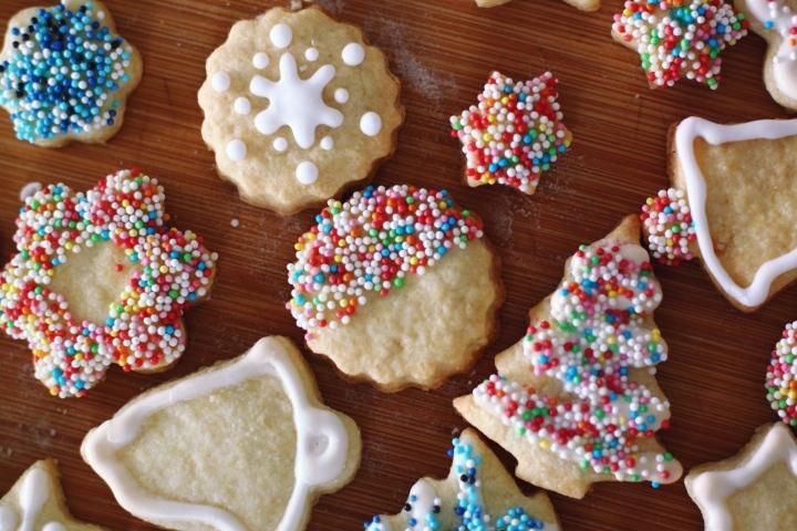圣诞季特辑| 一起来做圣诞饼干