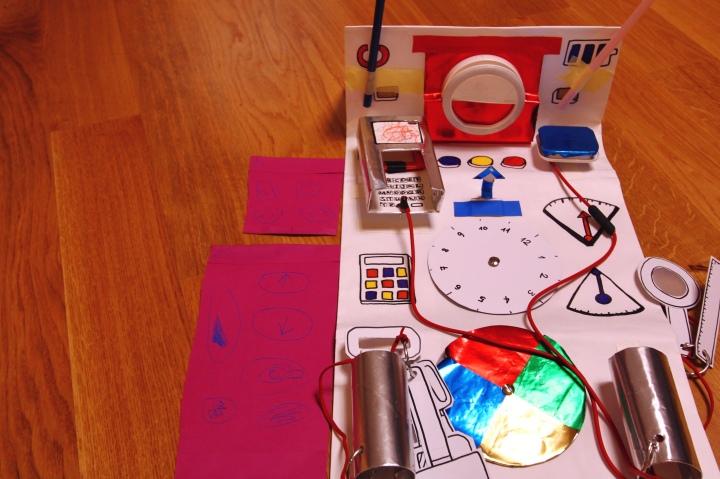 DIY 机器人 |旧物利用里有最好的创意施展空间