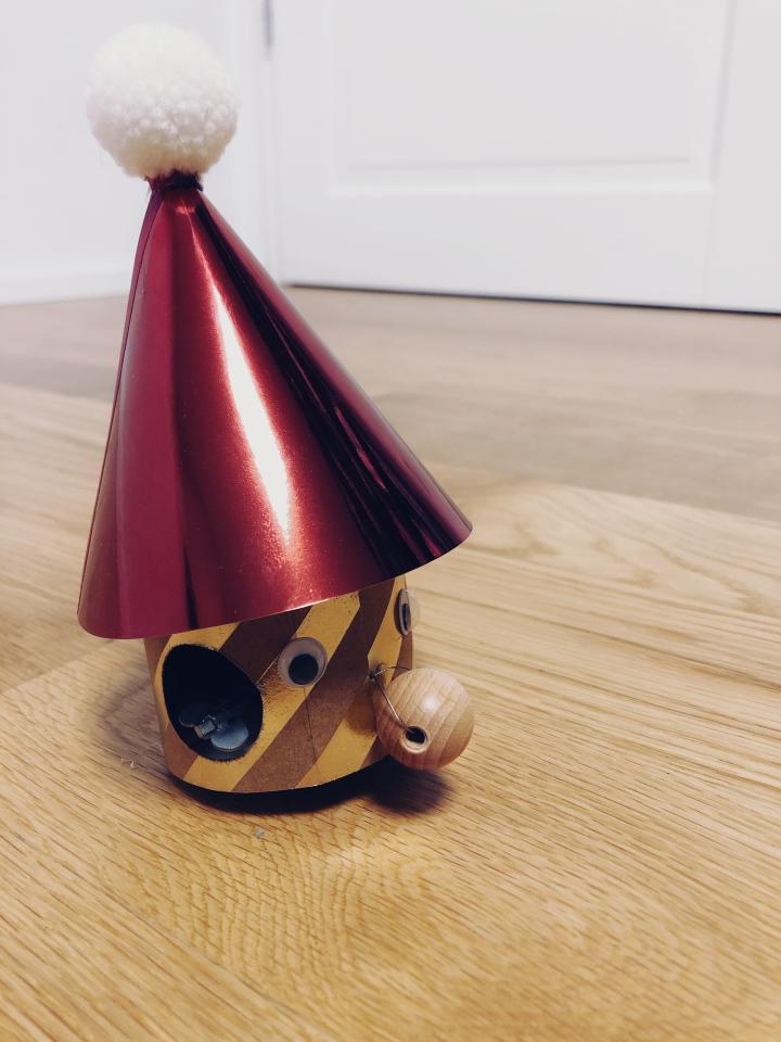圣诞特辑 | 圣诞小人发条玩具