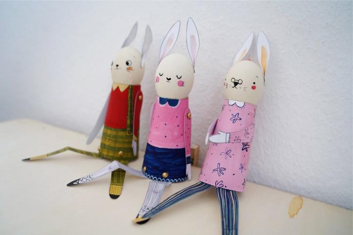 复活节兔子 | 致我们内心的童话世界